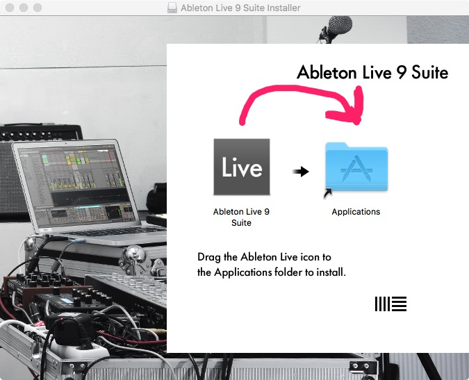 LPDBBS原创教学-如何安装MACos版的Ableton Live-LPDBBS